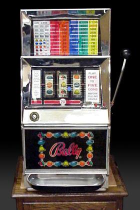 bally slot machine 742a